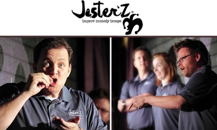 Jesterz Improv - South Scottsdale: $5 for One Admission to a Jester'z Improv Show ($12 Value)