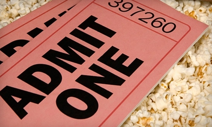 Dixie Twin Drive-In - Dayton: $10 for Two Admission Tickets and a Large Popcorn at Dixie Twin Drive-In (Up to $20.50 Value)
