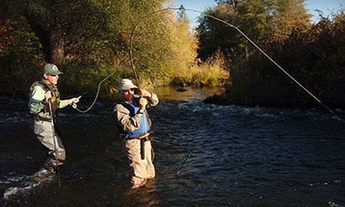 Clearwater Lodge - Fall River Mills: $499 for a Discover Fly Fishing Weekend at Clearwater Lodge in Fall River Mills ($1,045 Value)