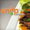 Half Off Prepared Meals at Snap Kitchen