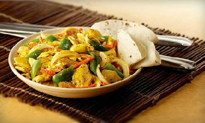 bd's Mongolian Grill - Lakeside Village: $10 for $20 Worth of Stir-Fry and Drinks at bd's Mongolian Grill