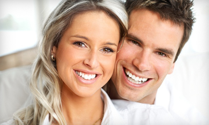 Dr. Rosvall at American Fork Dental Center - American Fork: $149 for a One-Hour Whitening Treatment with Dr. Rosvall at American Fork Dental Center ($400 Value)