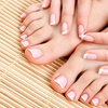Up to 64% Off Mani-Pedi and European Facial