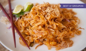 Lemongrass : Thai and Vietnamese Cuisine for Two or Four or for Take-Out at Lemongrass (Up to 49% Off)