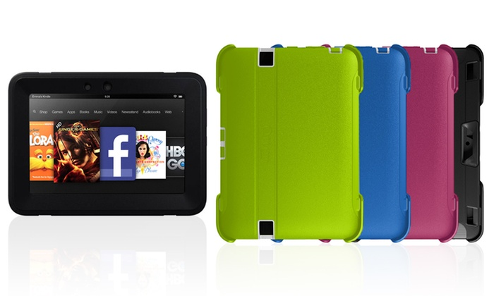 OtterBox Defender Case For Kindle Fire