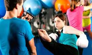 OC Boxing and MMA Academy: 10 or 20 Cardio-Kickboxing Classes at OC Boxing and MMA Academy (Up to 74% Off)