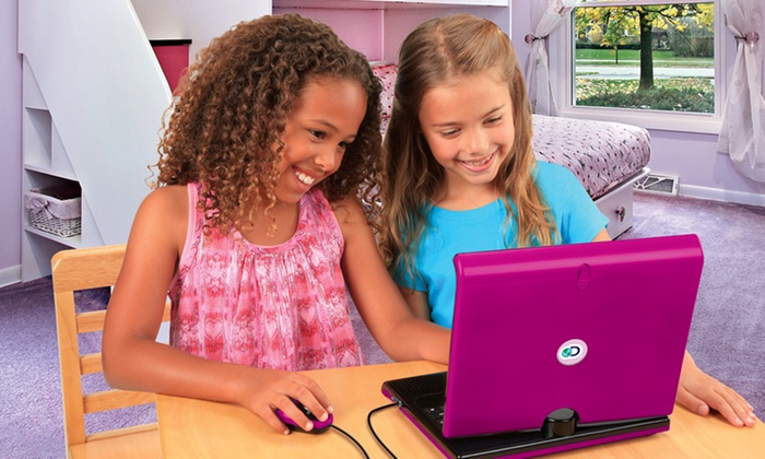 Discovery Kids Exploration Laptop Version