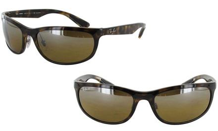 d744f9e663 Ray-Ban Men s RB4265 Chromance Polarized Sunglasses