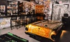 PBR Rock Bar & Grill - Multiple Locations: All-Day Open Bar at PBR Rock Bar and Rockhouse (Up to 54% Off)