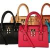 Diophy Women's Keylock Design Mini-Satchel Handbag