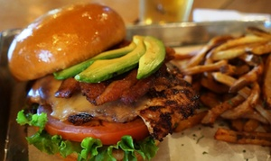 ASHWOOD BAR & KITCHEN: $12 for $20 Worth of Food for Two at Ashwood Bar & Kitchen