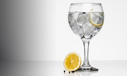 Taller y cata de gin tonics hasta -83%