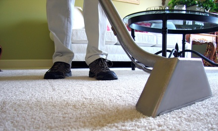 Three or Five Rooms of Carpet Cleaning with Optional Stain Protection from Airfresh Cleaning Systems (Up to 66% Off)