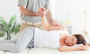 ABC Chiropractic Health Center: Consultation and Exam with Massage and Adjustment or Two Adjustments at ABC Chiropractic Health Center (Up to 91% Off)