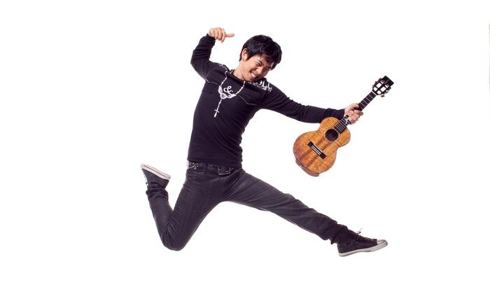 Jake Shimabukuro - Zeiterion Theatre: Jake Shimabukuro at Zeiterion Theatre on Thursday, October 16 (Up to 49% Off)