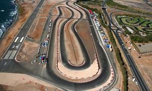 Circuito de Maspalomas  : 8, 10 o 14 vueltas de conducción de un Fun Cup para una o dos personas desde 79 € en el circuito de Maspalomas
