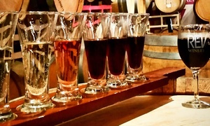 REV Winery: Wine Tasting for Two, Four, or Six at Rev Winery (Up to 53% Off)