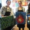 Up to 51% Off BYOB Abstract Painting Class
