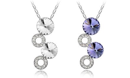 1 o 2 collares decorados con cristales Van Amstel