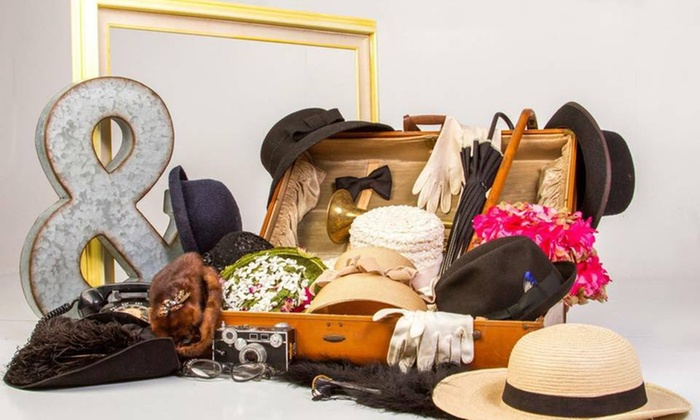 A Tale To Tell Vintage Prop And Photography Studio Rental - Sugar Land: $245 for $350 Groupon — A Tale To Tell Studios