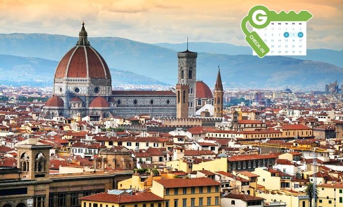 Firenze, Hotel Athenaeum 4*: Soggiorno in camera doppia classic con colazione continentale per 2 persone