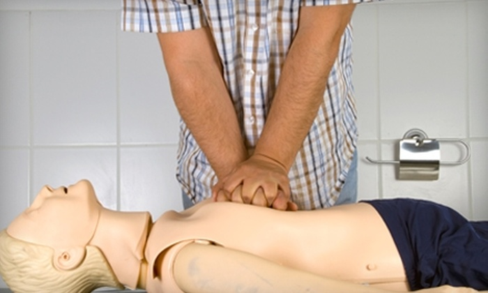 Yourz Truly - Morris Heights: $50 for Basic First-Aid and Adult CPR Course from Yourz Truly ($125 Value)