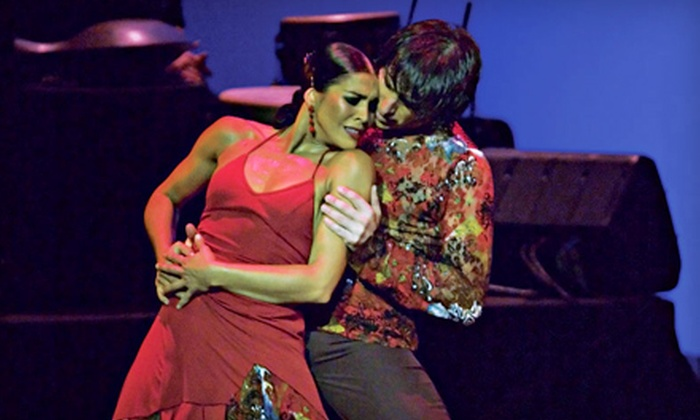 """José Porcel - New Brunswick: $15 for One Ticket to Compañia Flamenca José Porcel's """"Gypsy Fire"""" at the State Theatre in New Brunswick (Up to $54 Value)"""