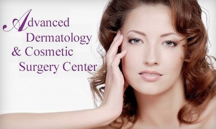 Advanced Dermatology & Cosmetic Surgery Center - Twinsburg: $60 for Chemical Peel at Advanced Dermatology & Cosmetic Surgery Center ($125 Value)