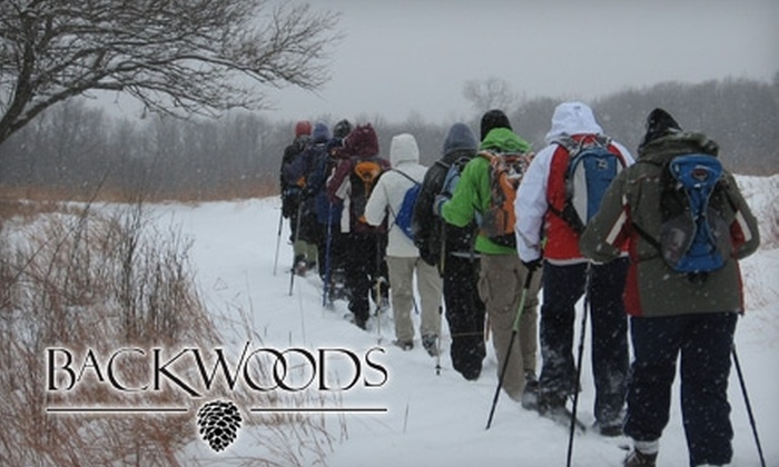 Backwoods - Lake Saint Louis: $15 for $30 Worth of Outdoor Apparel and Equipment at Backwoods