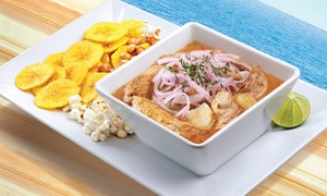 La Cebi: Up to 40% Off Ecuadorian Food at La Cebi