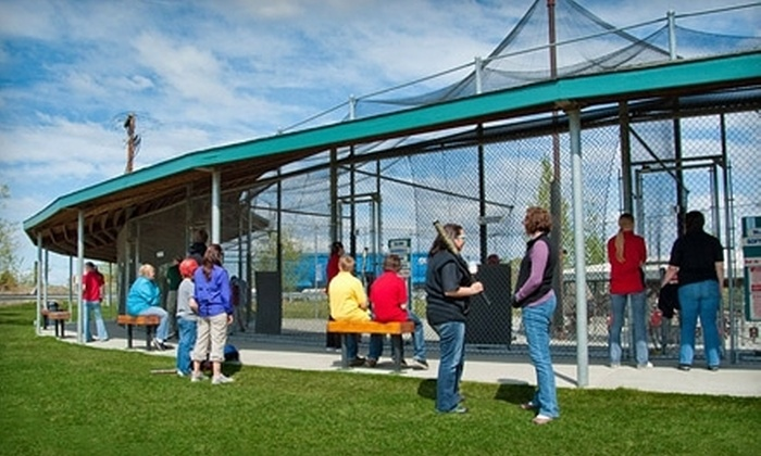 The Cage - Anchorage: The Cage - $7 for $15 Toward Batting-Cage Tokens, or Birthday Party for Up to 10 People (Up to 53% Off)
