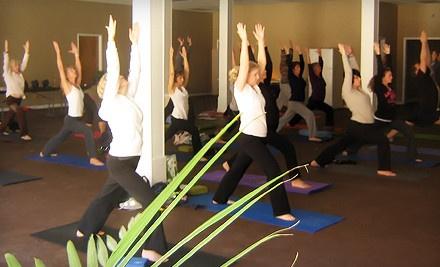 4 Yoga Classes (a $50 value) - Anniston Yoga Center in Anniston