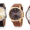 XT Men's Classic Two-Tone Strap Watch