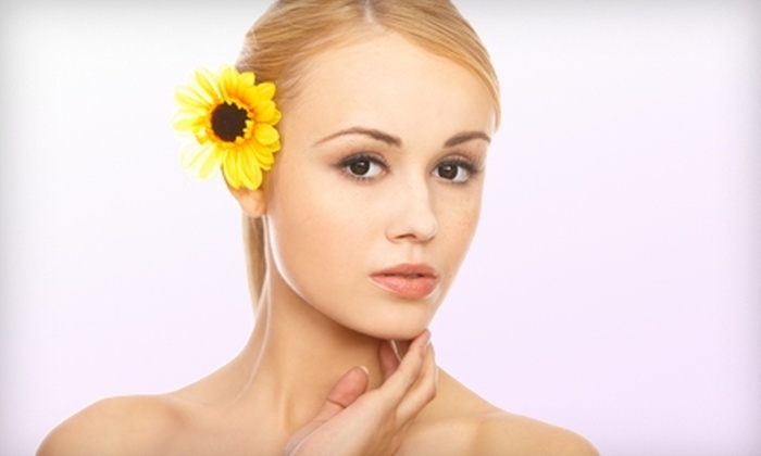 All About U - South Tacoma: $35 for a One-Hour Customized Facial at All About U ($75 Value)