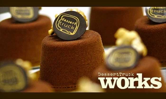 DessertTruck Works - Lower East Side: $7 for $15 Worth of Desserts, Coffee, and More at DessertTruck Works