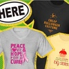 Half Off Customized T-Shirts and Gifts from CafePress