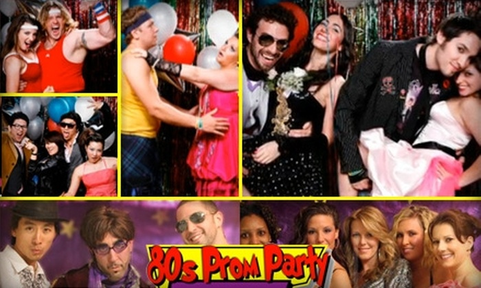 Drink Eat Play - Hollywood: $20 Ticket to '80s Prom Party on Friday, February 26, From DrinkEatPlay