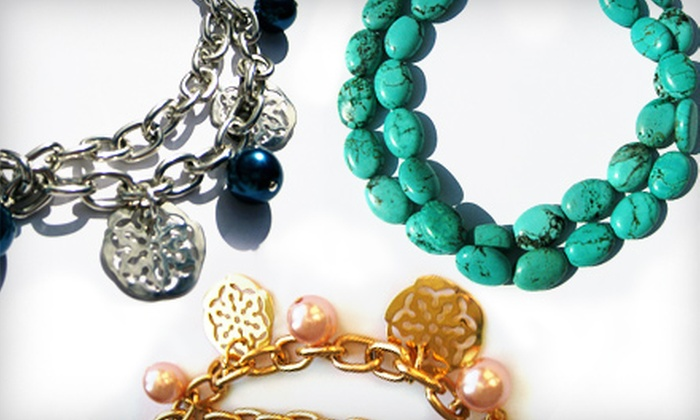 Beso: $20 for $40 worth of Handmade Jewellery from Beso
