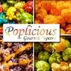 Half Off at Poplicious Gourmet Popcorn