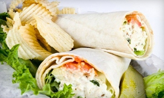 The Columbus Sandwich Company - South Columbus: $5 for $10 Worth of Sandwiches and Wraps or $25 for $50 Worth of Catering at The Columbus Sandwich Company in Pickerington