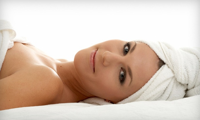 Salon 7 - Village of Brandywine Townhouses: European Facial, Body Wrap or Body Polish, or Facial and Body Wrap or Polish at Salon 7 in West Chester (Up to 61% Off)