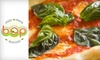 $10 for Pizza and Italian Fare in Boulder