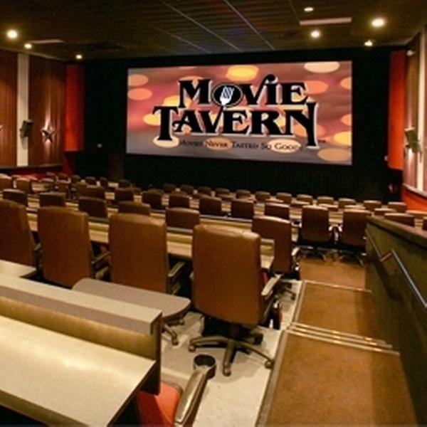 6 For Movie Ticket And Popcorn Lexington Movie Tavern Groupon