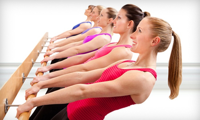 The Ballet Physique - Littleton: $35 for Five Ballet-Inspired Fitness Classes at The Ballet Physique in Littleton (Up to $82 Value)