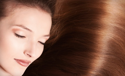Good for a Brazilian Blowout (a $300 value) - Blues Cut & Color Studio in Madison