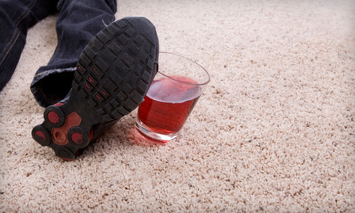 Fabulous Carpet Care - Historic Bartlett: Carpet Cleaning for Three, Five, or Seven Rooms from Fabulous Carpet Care (Up to 67% Off)