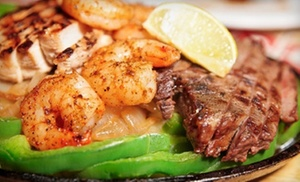 Molcas Mexican Restaurant: Mexican Fare for Two or Four at Molcas Mexican Restaurant (Up to 47%Off). Two Options Available.