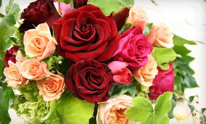 Matney Floral Design - Holmesland:  $35 for $75 Toward a Fresh Floral Arrangement at Matney Floral Design in Fairway