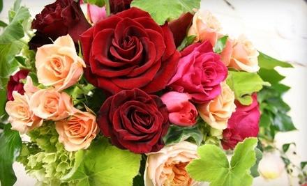 $75 Groupon to Matney Floral Design - Matney Floral Design in Fairway