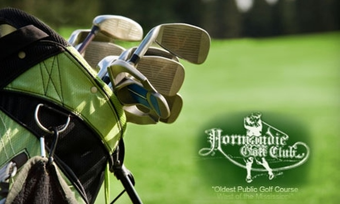 Normandie Golf Club - St Louis: $39 for 18 Holes of Golf for Two Plus Cart Rental and Two Buckets of Balls at Normandie Golf Club